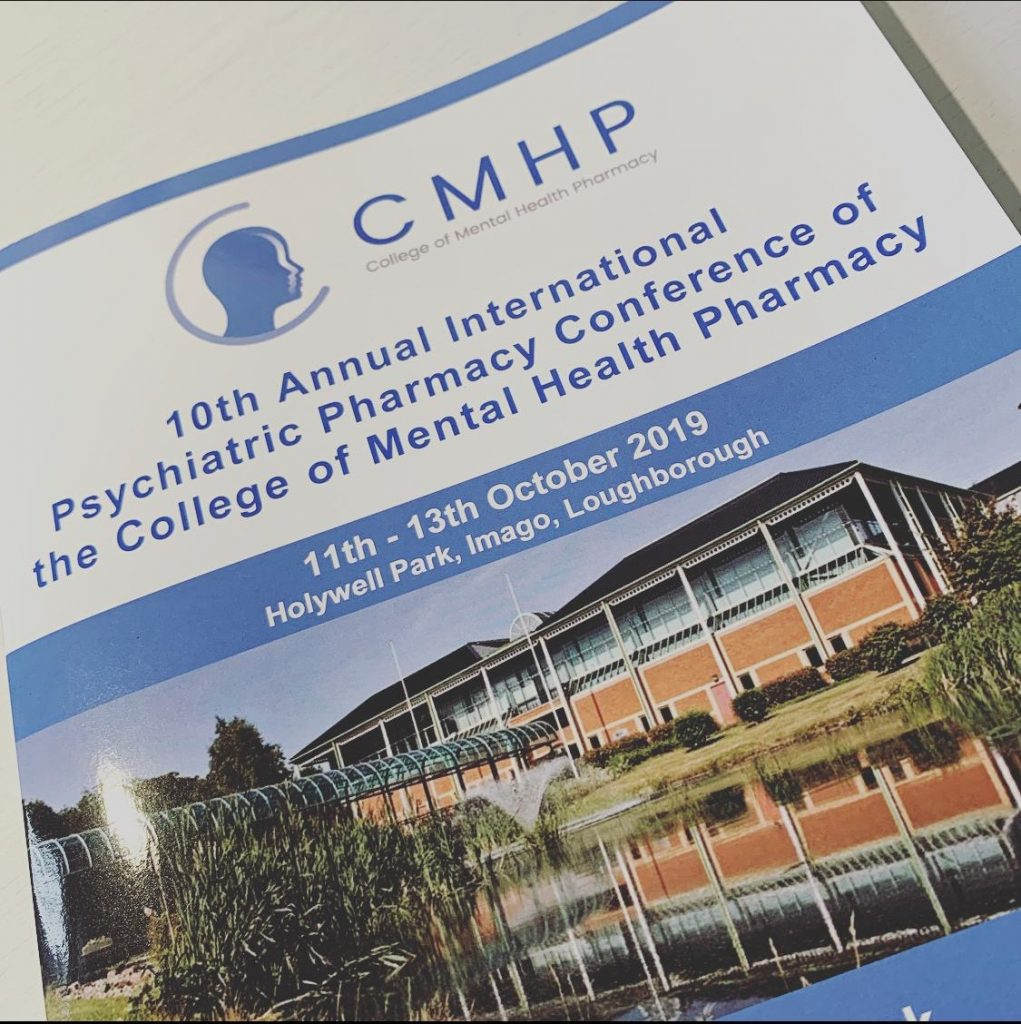 Magna Labs attends the CMHP Annual Conference 2019